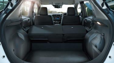 2017 Nissan Leaf - boot