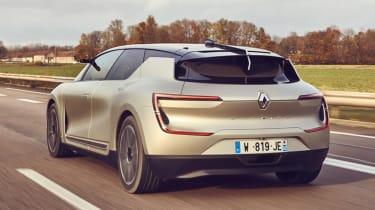 Renault Symbioz concept - rear