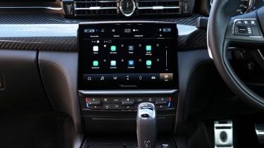Maserati Quattroporte Trofeo - interior
