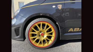 Rimsavers wheel protection