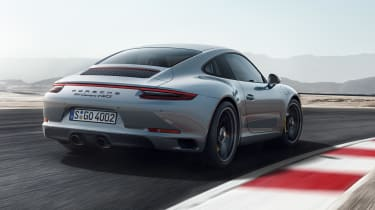 Porsche 911 Carrera 4 GTS - rear