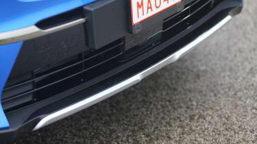 Kia Sportage - front detail