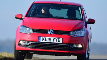 Volkswagen Polo - front cornering