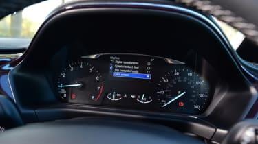 Ford Fiesta Vignale dash
