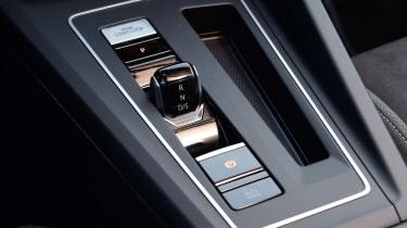 Volkswagen Golf Mk8 - gear selector