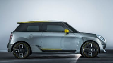 MINI Electric concept - side