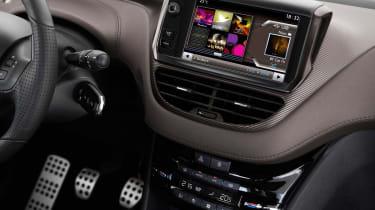 Peugeot 2008 1.6 VTi sat-nav