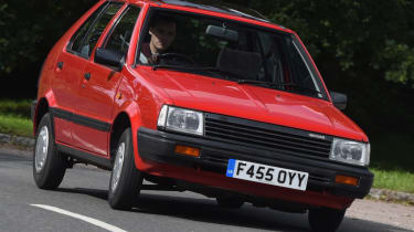 Long term Nissan Micra - second report - mk1 Micra