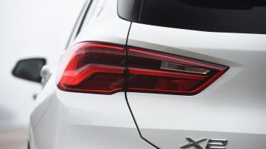 BMW X2 - tail light