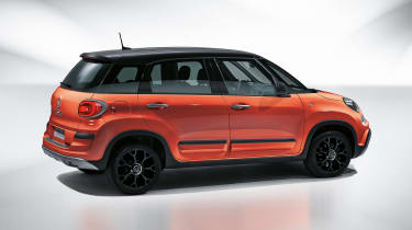 Fiat 500L City Cross 2