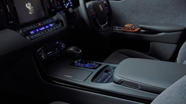 2018 Toyota Century - interior night
