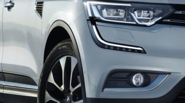 Renault Koleos detail