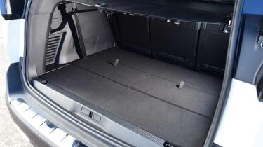 Peugeot 5008 - boot