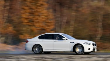 BMW M5 Competition Pack pan