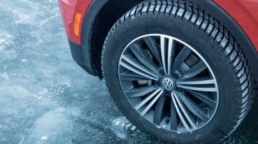 Volkswagen Tiguan alloy wheel