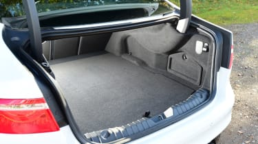 Jaguar XF boot