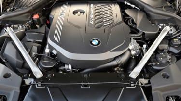 BMW Z4 - engine