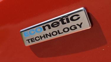 Ford B-MAX 1.6 TDCi Titanium badge