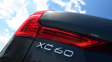 New Volvo XC60 - badge