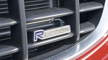 Volvo XC60 badge