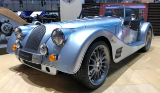 Morgan Plus Six - Geneva front