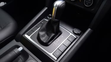 Volkswagen Amarok - transmission