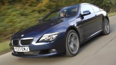 BMW 635d Sport