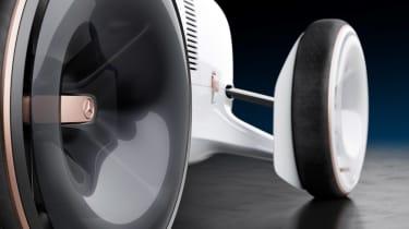 Mercedes Simplex Concept - wheels