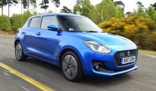 Suzuki Swift - front