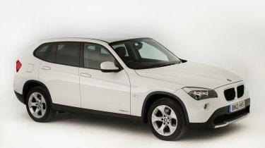 BMW X1 Mk1 - front