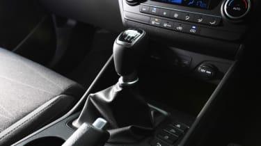 Hyundai Tucson - transmission