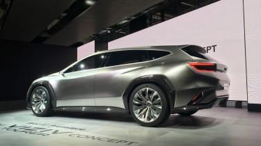 Subaru Viziv Tourer concept - show rear
