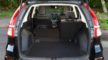 Honda CR-V Black Edition 2016 - boot space