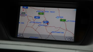 Honda Accord sat-nav