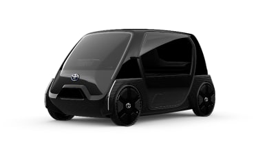 Toyota Ultra-compact BEV