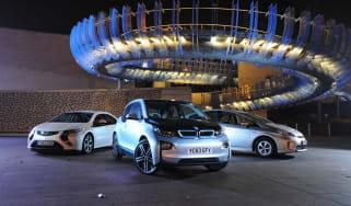 BMW i3 vs rivals main