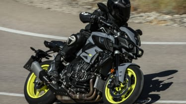 Yamaha MT-10 review - header