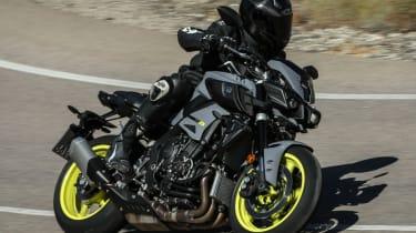 Yamaha MT-10 review - header