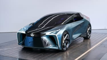 Lexus LF-30 concept car