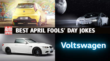 April Fools' Day jokes header