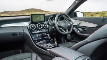 Mercedes-AMG C 43 Estate 2016 - interior 2