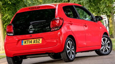 Used Citroen C1 - rear