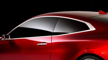 BMW Concept 4 Series - windows