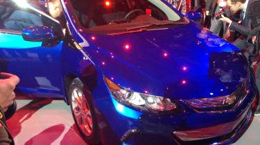 2016 Chevrolet Volt Detroit