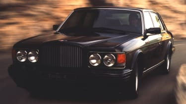 Best cars of the 80s: Bentley Turbo R