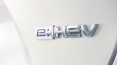 Honda HR-V badge teaser