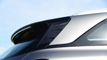 Hyundai Nexo - rear profile