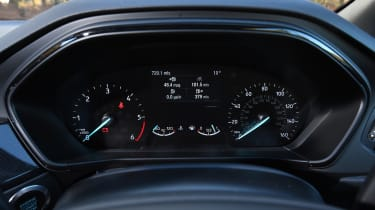 ford focus estate dashboard instruments