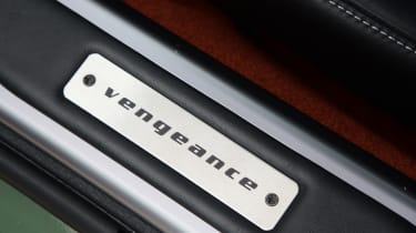 Kahn Vengeance - plaque