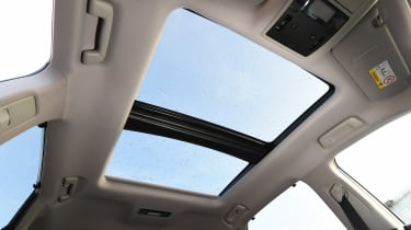 Fiat Panda Cross - interior driving